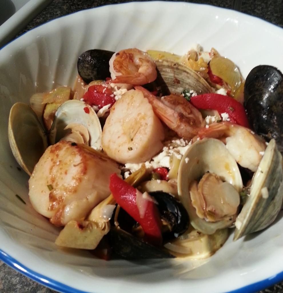 Med Seafood