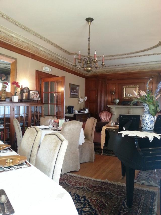 SFI tea room