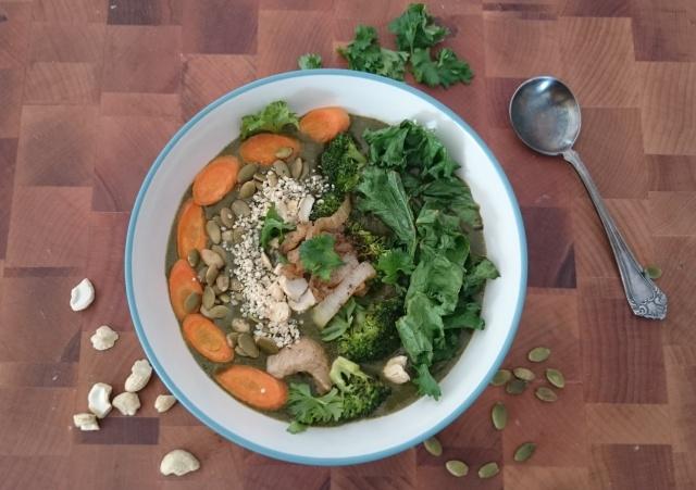 Green Soup #1